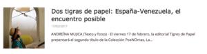 Reportage espagnol Actualy.es Feb2017