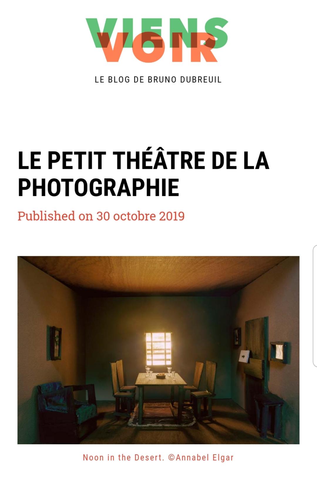 Oh my Photobook-Viens Voir-Olenka Carrasco-Annabel Elgar