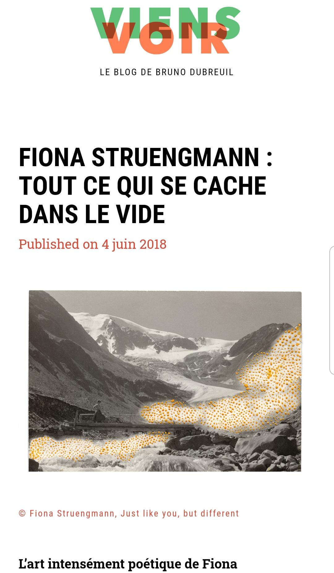 Oh my Photobook-Viens Voir-Olenka Carrasco-Fiona Struengmann