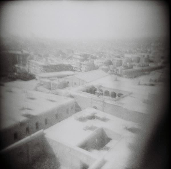 Olenka Carrasco-El cementerio de los vivos-El Cairo La Citadelle