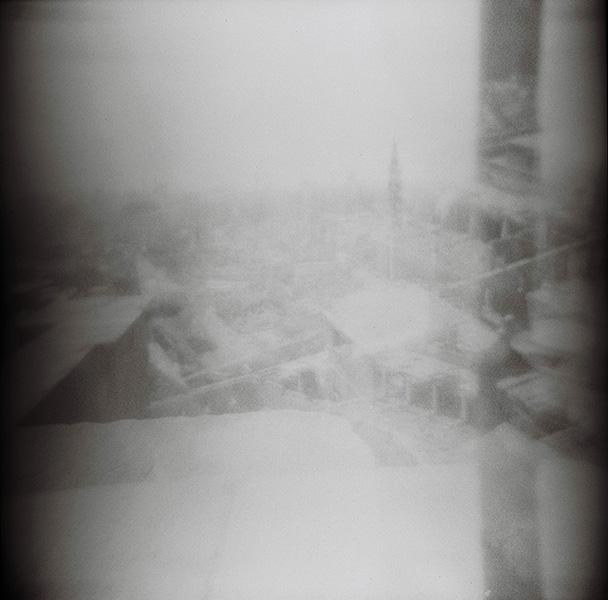 Olenka Carrasco-El cementerio de los vivos-El Cairo