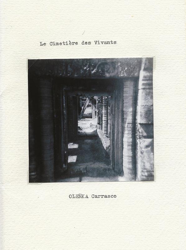 Olenka Carrasco-Cimetiere Vivants-Une