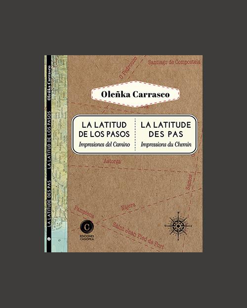 Olenka Carrasco-La Latitude des Pas-Cubierta